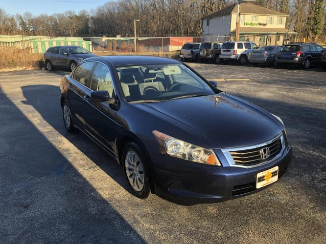2009 Honda Accord LX Sedan 4D