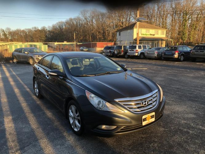 2011 Hyundai Sonata Limited Sedan 4D